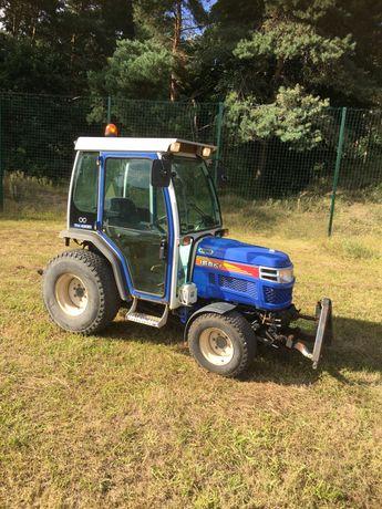 Iseki TH4330 traktor sadowniczy komunalny