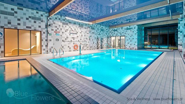 Nocleg Apartament Hotel Wellness SPA Basen Sauna Jacuzzi Morze Morzem