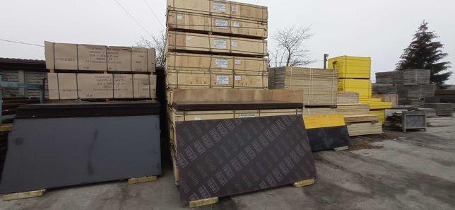 Sklejka szalunkowa brzozowa nowa PERI BIRCH 21 mm, 2500 x 1250