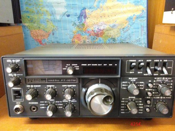Yaesu FT-107M- Kenwood - Alinco - Radioamador - Micro