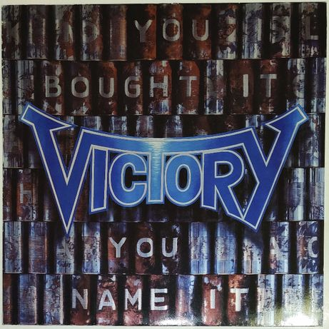 """Victory """"You Bought It - You Name It"""" Germany"""