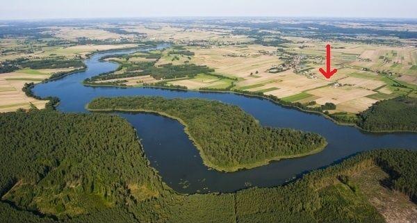 Działki w Radomierzu w sąsiedztwie lasów i jeziora