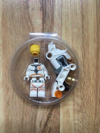 LEGO City minifigurka astronauty
