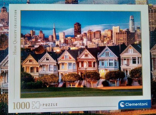 Puzzle 1000 el. Clementoni