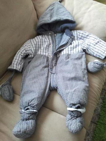 kombinezon dla dziecka 3 - 6 miesięcy