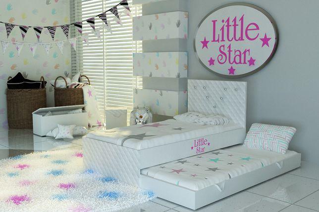 Super łóżko piętrowe dziecięce,dla dzieci+2 materace. DOSTAWA GRATIS
