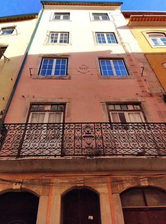 Prédio na Baixa de Coimbra