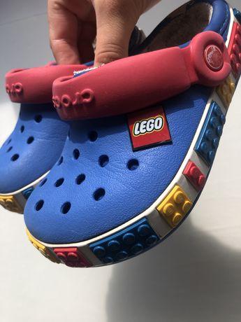 Klapki Lego Crocs