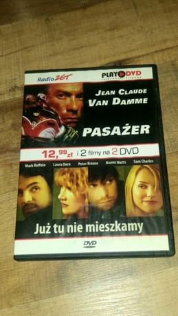 Pasażer,Już tu nie mieszkamy,2 filmy dvd