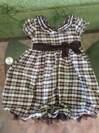 Платье для девочки 2-3 годика