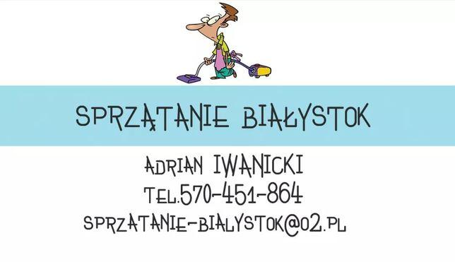 Sprzątanie Białystok
