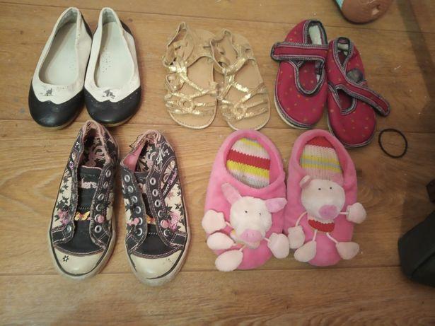 Много обуви 25-27 р