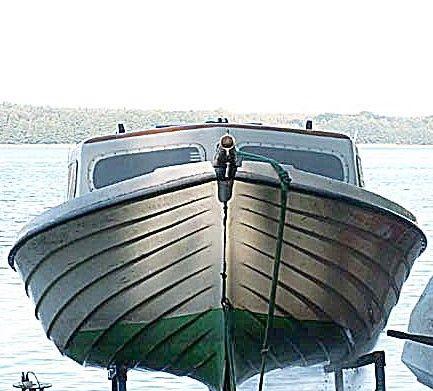 Jacht żaglowy kormoran