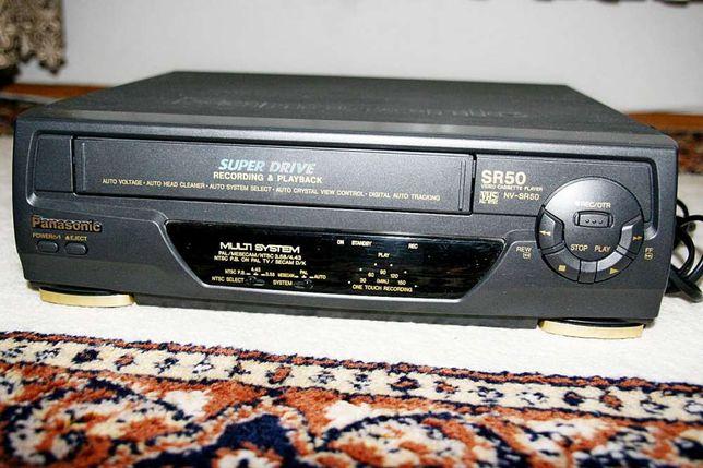 Продам кассетный видеопроигрыватель Panasonic
