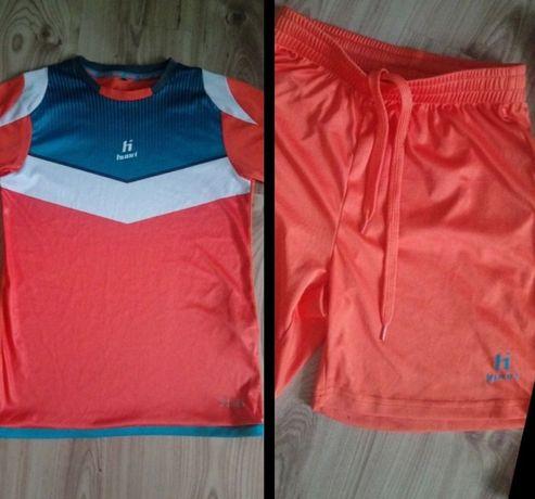 Koszulka sportowa i spodenki ,zestaw Huari 152