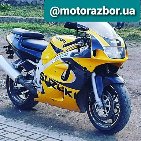 suzuki gsx r srad 600 750 1996 1997 1998 1999