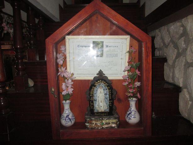 Oratório com diploma arte sacra.