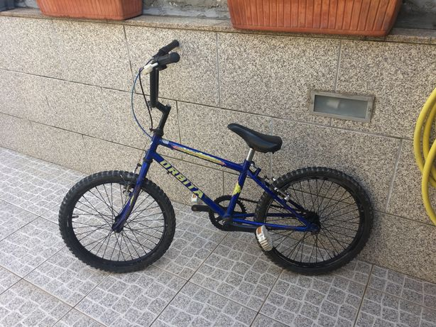 Vendo ou troco BMX vintage