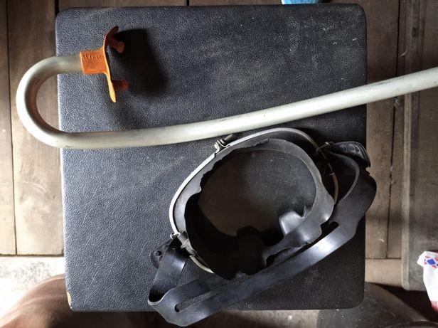 Ласты ,маска и трубка водолазные . СССР