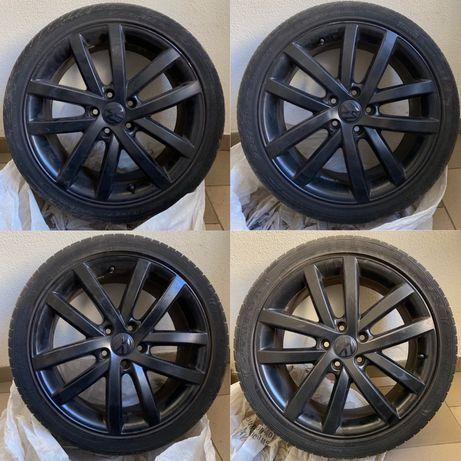 Оригінальні колеса з VW Golf GTD