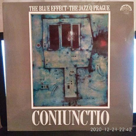 Blue Effect • The Jazz Q Prague – Coniunctio 1971/1979 Редкость