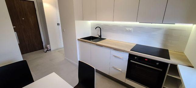 Nowe dwupokojowe mieszkanie, Marina Mokotów + garaż