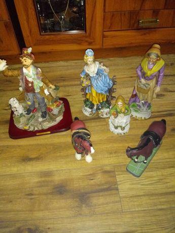 Figorki porcelanowe