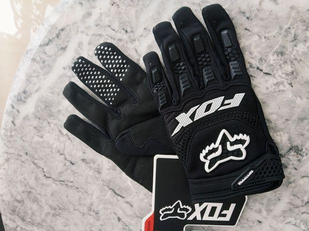 Rękawiczki FOX M 8,5 cm - 9,5 cm MTB offroad Dirtpaw
