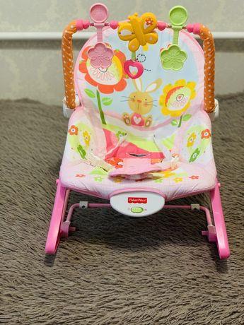 дитячий шезлонг / крісло-качалка