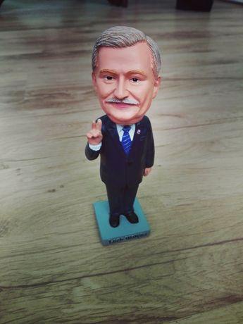 Statuetka Prezydenta, figurka, prezent Lech Wałęsa