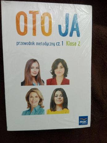Oto Ja - Przewodnik metodyczny kl. 2 cz. 1,2,3,4