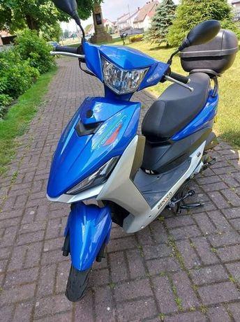 Motorower, skuter benyco sepran fr 50
