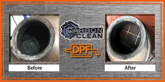 Czyszczenie/Regeneracja DPF/FAP/KAT Czyszczenie Carbon Clean Poland