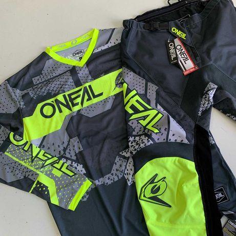 Мотокостюм (L джерси + 34 штаны) для эндуро, мотокросса O'neal