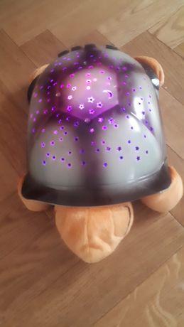 żółw projektor gwiazdek