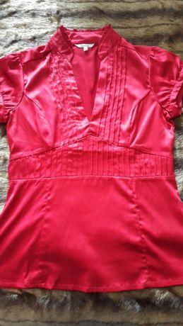 Blusa Vermelha Stradivarius 36