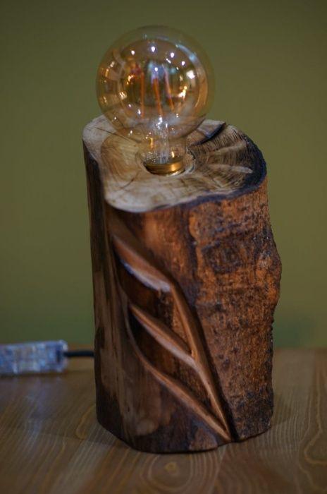"""Lampa ręcznie zrobiona """"Life Light"""" Mysłowice - image 1"""