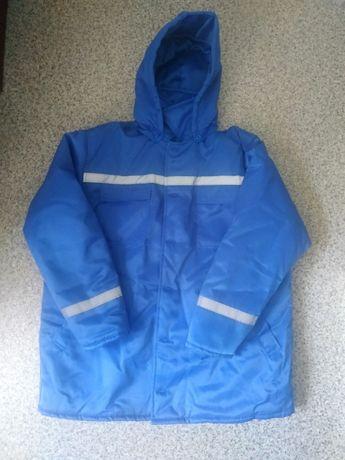 Спецовка спецодежда рабочая одежда рабочая курточка теплая 52-54
