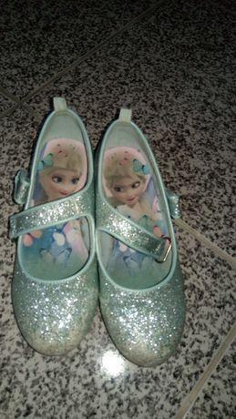 Sapatos princesa Frozen n.o 30