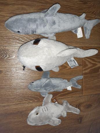 Акулы мягкие игрушки Baby shark