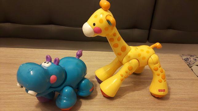 zabawki niemowlęce +6 m., Fisher Price