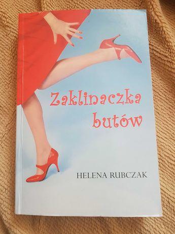 Zaklinaczka butów Helena Rubczak