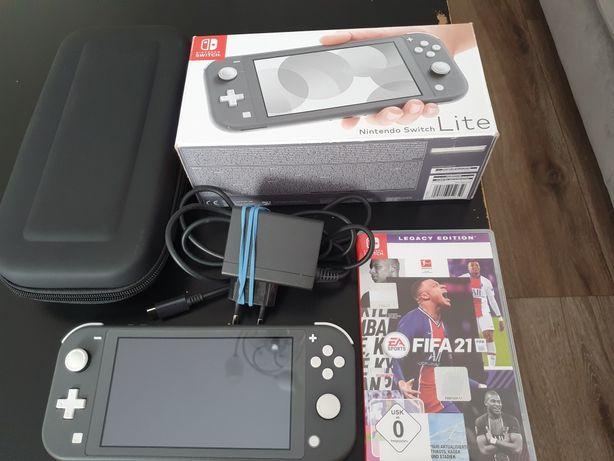 Nintendo switch Lite + Fifa 21
