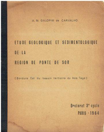 11063-Étude geologique et sedimentologique de la region de Ponte de So