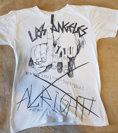 Koszulka t shirt Reporter Young rozmiar 176