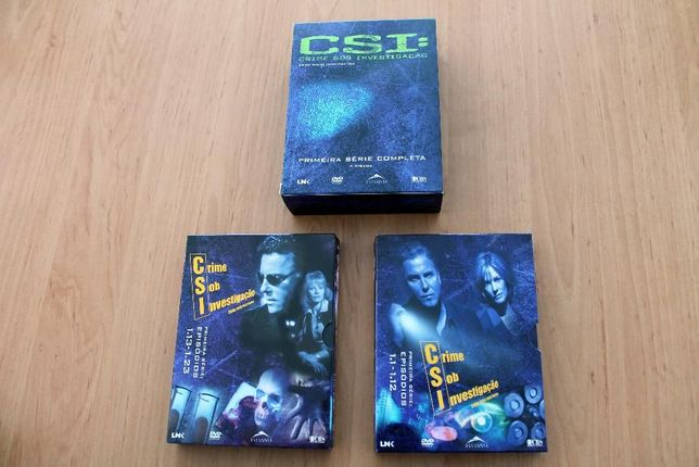 CSI Las Vegas - Temporada 1