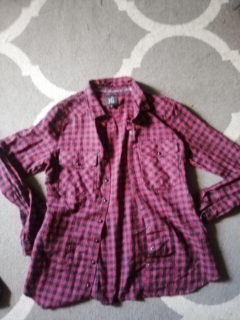 Koszula kratka 38 M