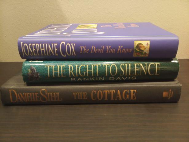 Książki w języku angielskim, Cox, Davis, Steel