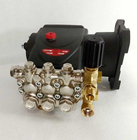 pompa Interpump E3E2815 z zaworem do myjki spalinowej 280 bar 900l