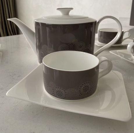 Villeroy&Boch чайный сервиз на 6 персон
